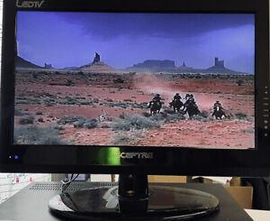 Sceptre E19 19 Inch LED HDMI PC Monitor TV with Remote  - WORKS