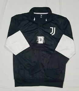 Icon Sports Men's Juventus Official Licensed Zipper Soccer Track Jacket