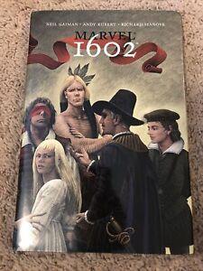 MARVEL 1602 - Hardcover - Neil Gaiman, Andy Kubert - Graphic Novel