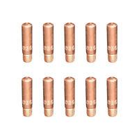 10 Pack 0.6mm .023 Contact Tips for Miller Cricket Sidekick GA16c Welder Parts
