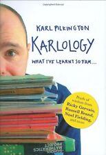 Karlology,Karl Pilkington- 9781405333351