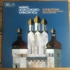 ASD 2755 Vainberg Violin Concerto etc. / Leonid Kogan / Kondrashin / MPO