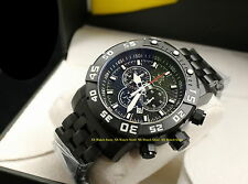 14285 invicta Sea Base Limited Edition Swiss Chronograph Titanium Bracelet Watch