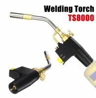 For TS8000 Trigger Start Brass Mapp Gas Torch High Intensity Propane