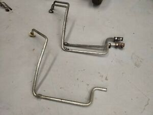 FORD FPV FG XR6 TURBO WATER COOLANT PIPE FROM THERMOSTAT HOUSING TO TURBO