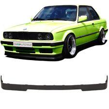 BMW E30 Frontspoiler Stoßstange vorne Spoiler unten 82-94 alle Modelle Schwarz