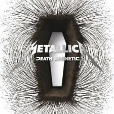 METALLICA Death Magnetic 2 x 180gm Vinyl LP Gatefold Sleeve NEW & SEALED