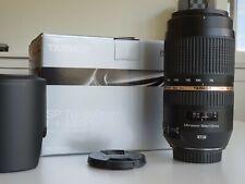Tamron SP A005 70-300 mm F/4.0-5.6 SP VC Di USD Objektiv für Canon (A005E)