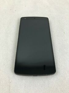 LG Nexus 5 - 16 GB - Black - Unlocked - Power Button Issue