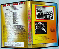 THE MYSTERIOUS MISS X - DVD - Michael Whalen