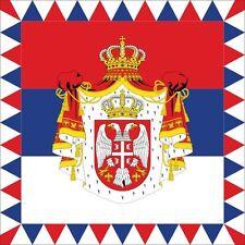 PREMIUM Aufkleber Serbien Präsident Adler Wappen Autoaufkleber NEU Serbia Auto