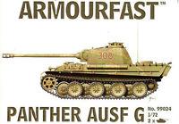 ARMOURFAST 99024 WWII German Panther Ausf G Tank 2 Model Kit AIRFIX FREE SHIP