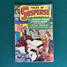 Marvel Silver Age Tales Of Suspense #52