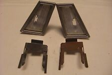 1979-85 Buick Riviera License Plate Lights