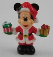 Disney Collector Packs Park Series 7 Mini Santa Mickey Mouse Christmas