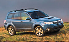 SUBARU FORESTER SH 2009-2013 WORKSHOP SERVICE REPAIR & OWNERS MANUAL