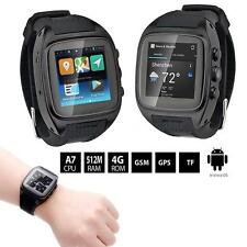 Z004 3G Android 4.2 Smart Watch Cell Phone w/ WiFi Bluetooth 3.0MP Camera 4GB