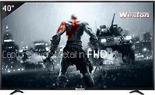 Weston WEL-4000 101 CM 40 inch Full HD LED TV- Samsung Panel