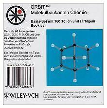 ORBIT Molekülbaukasten Chemie: Basis-Set mit 160 Teilen ... | Buch | Zustand gut