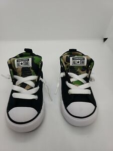 Converse Boys All Star Street Mid Sneakers Size 6 #767213F