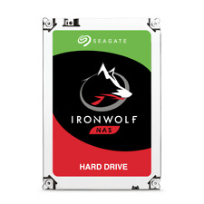 Seagate IronWolf NAS HDD ST6000VN0033 - 6TB 7200rpm 256MB 3.5zoll SATA600