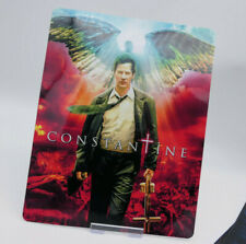 CONSTANTINE - Glossy Bluray Steelbook Magnet Cover (NOT LENTICULAR)