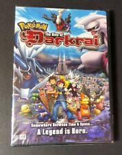 Pokemon Movie 10  [ The Rise of Darkrai ] (DVD) NEW