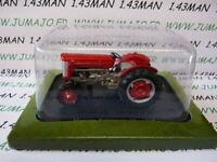 TR13W Tracteur 1/43 universal Hobbies n° 145 MASSEY Ferguson  50 1959