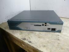Cisco 2821 Integrated Services Router /w x2 Modules@