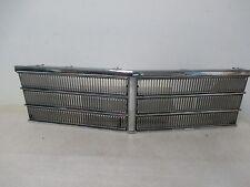 Mopar NOS 1979 Chrysler LeBaron Front Upper Rad Grille (2 Cracked Fins) 4074414C