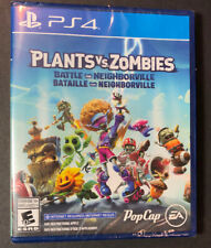 Plants vs Zombies [Battle For Neighborville ] (PS4) Nuevo