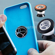 Small Magnetic Metal Plate With Adhesive For Magnetic Phone Holder Mount Kit New