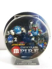 M&M's Star Wars Chocolate MPire Han Solo & Boba Fett Special Collector Edition