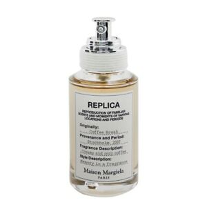 NEW Maison Margiela Replica Coffee Break EDT Spray 30ml Perfume