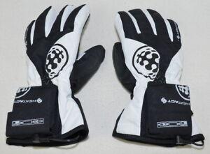 HeatAct beheizbare Thermo Handschuhe mit Batteriebetrieb Gr. S-XL