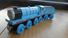 Thomas Tank Engine & Friends Wooden Train GORDON - LEARNING CURVE ETC POST DISCS