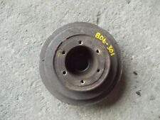 International Farmall 806 Ih Tractor Gas 301 Engine Double Front Crank Pulley