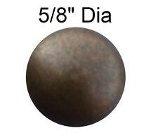 """5/8""""Dia Natural Dark Upholstery Tacks Decorative Nails - 25- 50-100-250-300-500"""