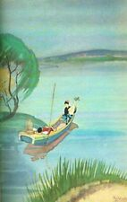 170 Ancient Tang Chinese Poems 600-1400AD Famous 1941 China Watercolor Paintings