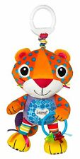 Lamaze PURRING PERCIVAL Pram Pushchair Toy Soft Toy Baby Toddler BN