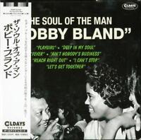 BOBBY BLAND-THE SOUL OF A MAN-JAPAN MINI LP CD BONUS TRACK C94