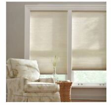 """🎆ASSORTED SIZES🎆 HDC Parchment 9/16"""" Cordless Light Filtering Cellular Shade"""