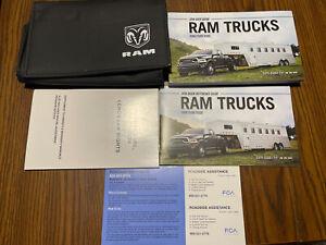 2018 Dodge Ram Owners Manual