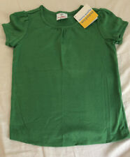 Hanna Andersson Girls Pima Cotton T Shirt Green Size 130 - NEW WITH TAGS -