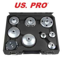 US PRO 9PC OIL FILTER WRENCH SET B3030
