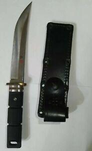 Vintage Al Mar Knives #4004 Tanken Shugoto with sheath