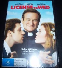 Licence To Wed (Robin Williams Mandy Moore) (Australia Region 4) DVD – New