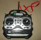 Parkzone ZX10 Digital Proportional FM Radio System RC Airplane Transmitter