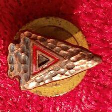 Tack Clip Pin Brooch Arrowhead Lapel Hat Tie