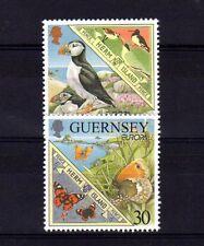 GUERNESEY - GUERNSEY Yvert n° 820/821 neuf sans charnière MNH